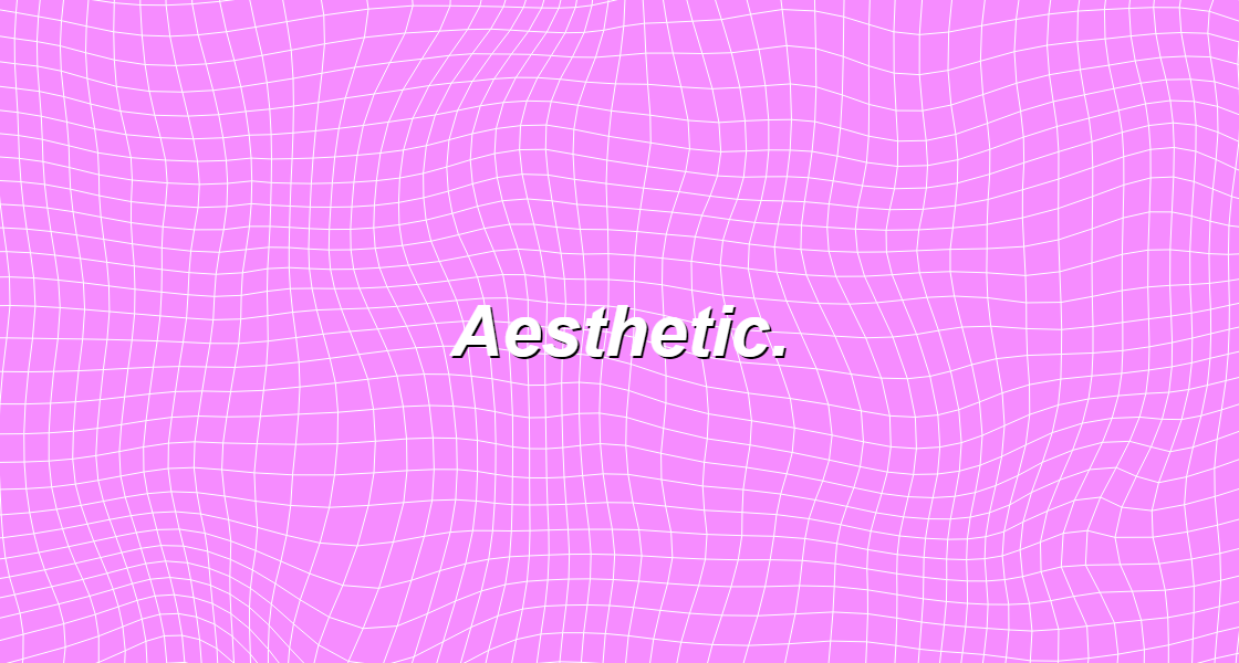 how to make aesthetic pictures