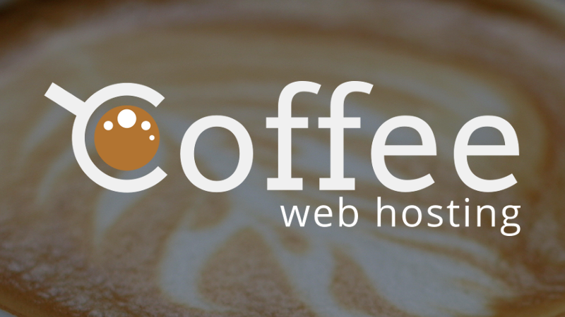 Logo for Coffee Hosting website